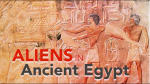 Aliens in Ancient Egypt - What are We Really Seeing in the Artwork?